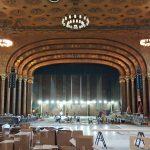Polar Focus rigging for Sacramento Memorial Auditorium