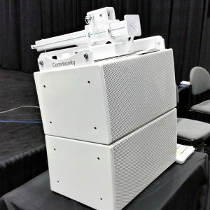Glidepoint Frame for Community Professional Loudspeakers IV6 modular arrays