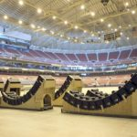 Polar Focus rigging for St. Louis Rams - Edward Jones Dome