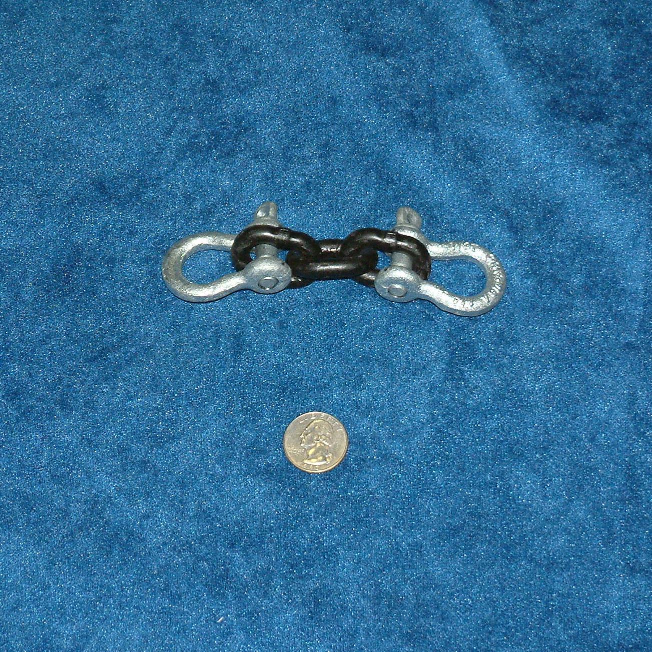 Back Chain Kit - 3 Link - Polar Focus