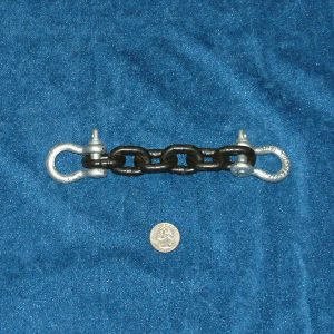Polar Focus 6 link back chain kit