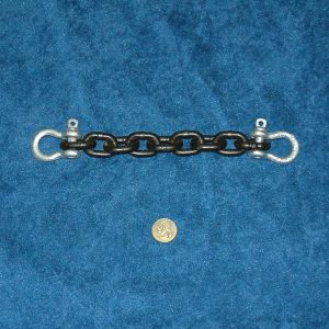 Polar Focus 9 Link Back Chain Kit for Professional Audio Rigging