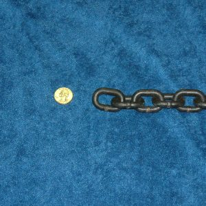 Polar Focus 5/16 inch Grade 100 heat treated alloy steel chain
