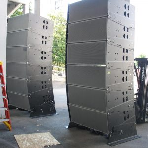 Frame System For JBL VLA Loudspeakers audio rigging products