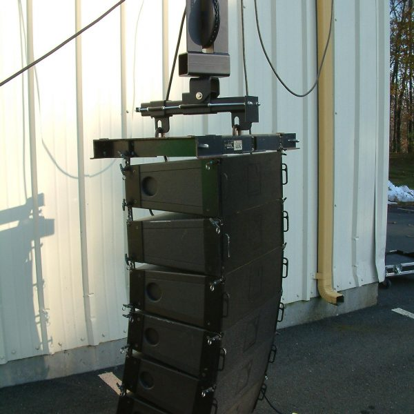 Polar Focus Motor Zbeam for line array rigging