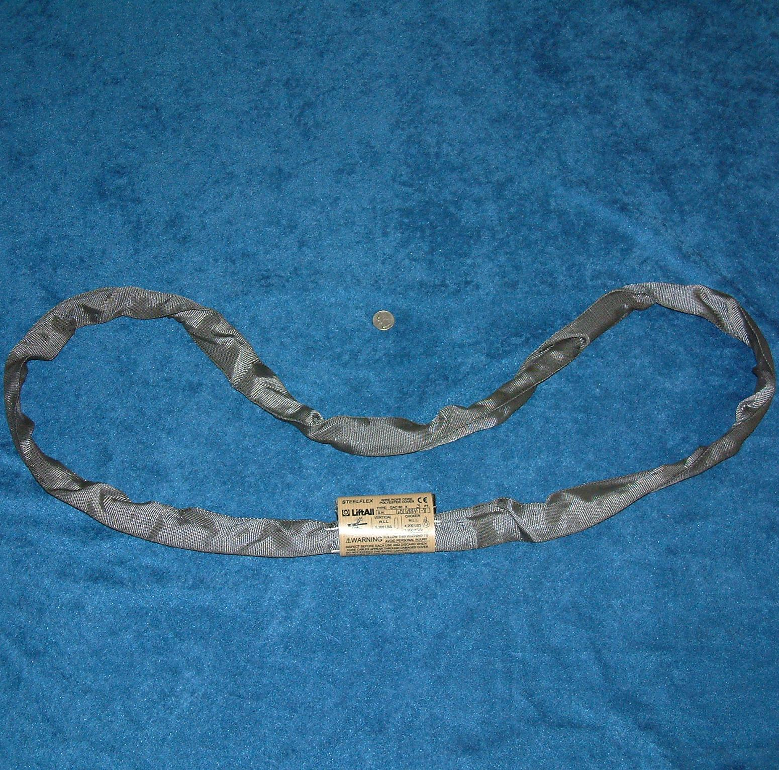 3 Foot Steelflex Roundsling
