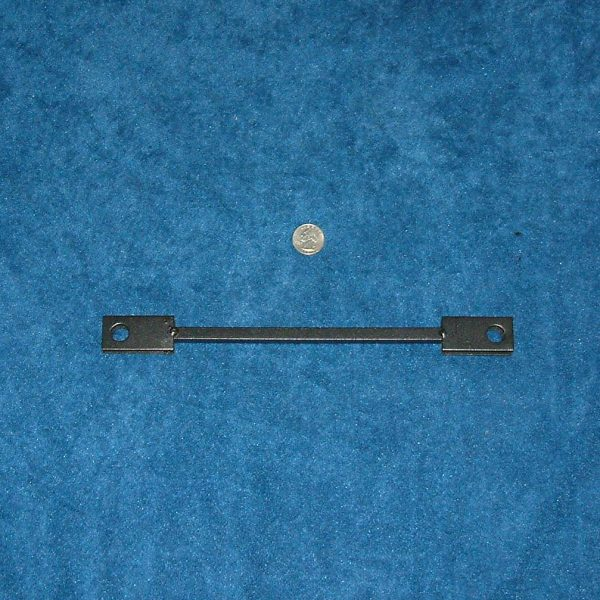 The STR-105-B is a black strut for use below a 12.5 inch Zbeam®