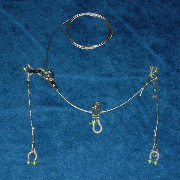 Polar Focus Tilt Cable Kit - TCK-14-420