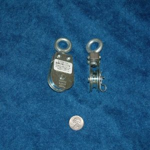 Wire Rope Snatch Block Pulley