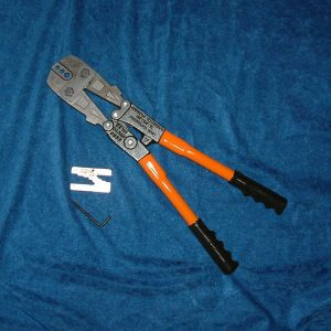 Wire Rope Swaging Tool