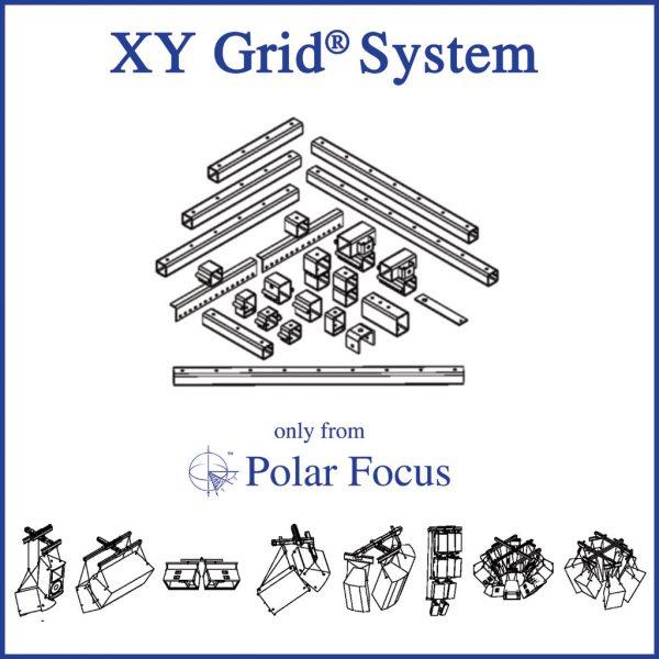 Polar Focus XY grid system