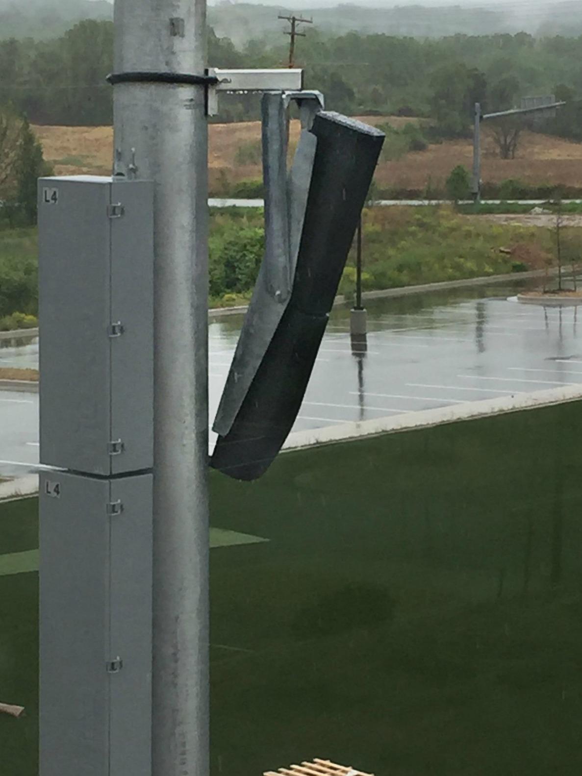 Pan/Tilt Bracket For CBT 70J-1 And 70JE-1 System